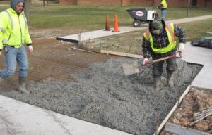grapevine concrete contractor 3