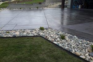 decorative concrete - grapevine concrete crew 1