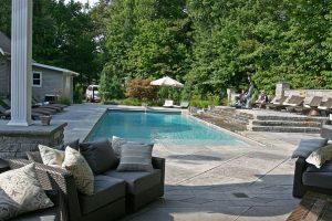 patios pool and deck concrete - grapevine concrete crew 1